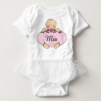 Mia's Personalized Baby Gifts Baby Bodysuit