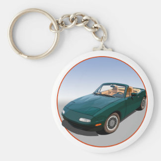 Miata Key Ring