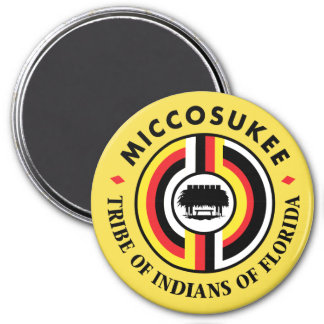 Miccosukee Tribe Magnet