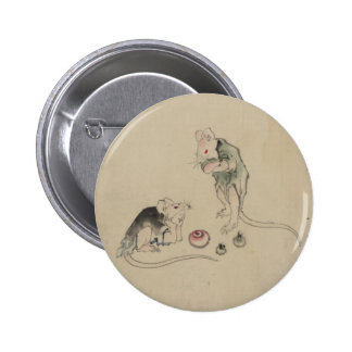 Mice in Council Buttons
