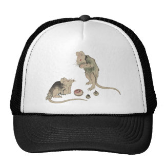 Mice in Council Hats