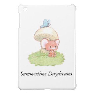 Mice Summertime Daydreaming Cover For The iPad Mini