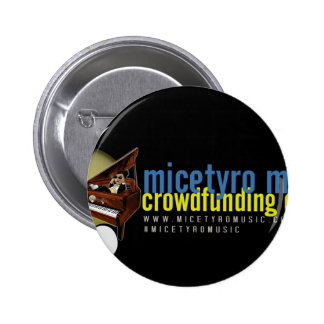 MicetyroMusic IndieGoGo campaign Pin