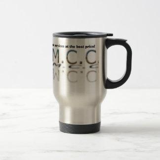 Michad Computer Consulting Travel Mug