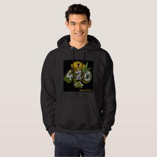 Michael DeVinci Basic Hooded Sweatshirt
