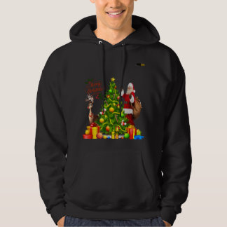 Michael DeVinci Hooded Sweatshirt