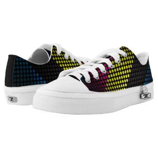 Michael DeVinci Low Top Shoes Multi-Colours