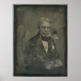 Michael Faraday Print
