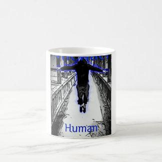 Michael Human Morphing Cup Morphing Mug