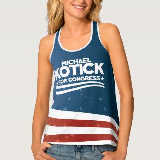 Michael Kotick for Congress Singlet