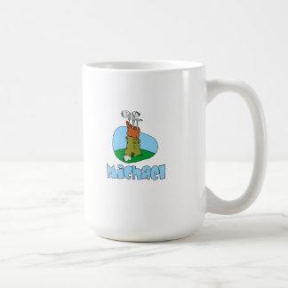 Michael Coffee Mugs