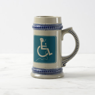 Michael O'Connell Logo Beer Stein 1 Beer Steins