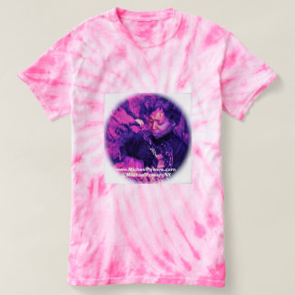 Michael Powers Tie-Dye T-Shirts