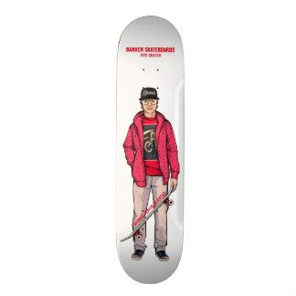 Michael - Pro Skater Series - Barker Skateboards