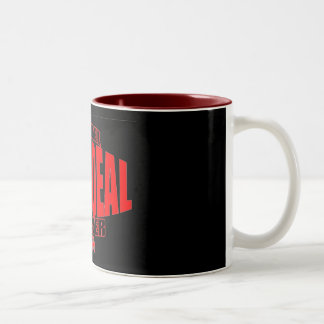 Michael Reaver Belt Logo Mug
