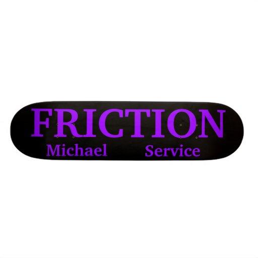 Michael Service Original Deck Skate Board Decks