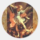 Michael the Archangel Sticker