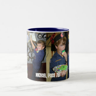Michael Two-Tone Mug