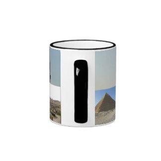 Michael Walton's trip cup Ringer Mug