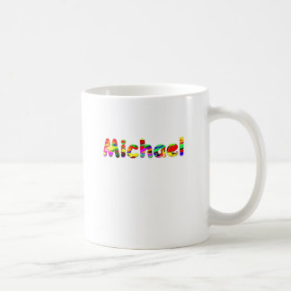 Michael's customized mug