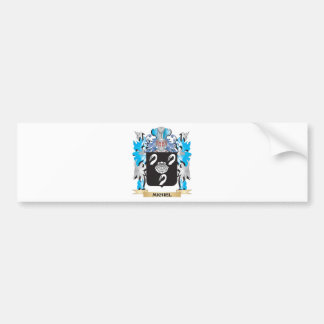 Michel Coat of Arms - Family Crest Bumper Stickers