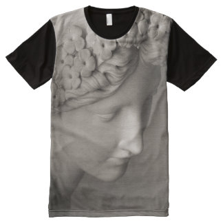Michelangelo All-Over Print T-Shirt