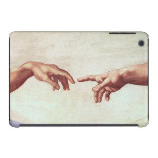 Michelangelo Hands iPad Mini Cases