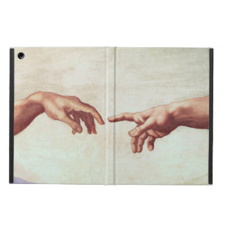 Michelangelo Hands Cover For iPad Air