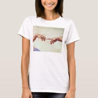 Michelangelo Hands T-Shirt