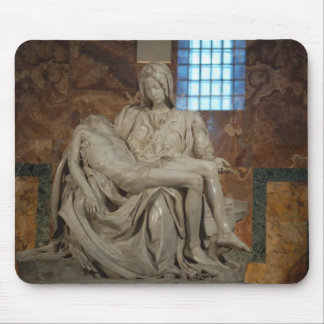 Michelangelo's Pieta in... Mouse Pad
