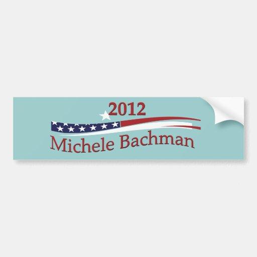 Michele Bachman Bumper Sticker