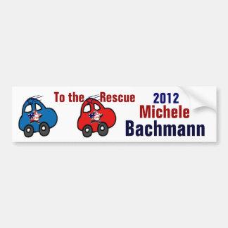 Michele Bachmann 2012 Bumper Sticker