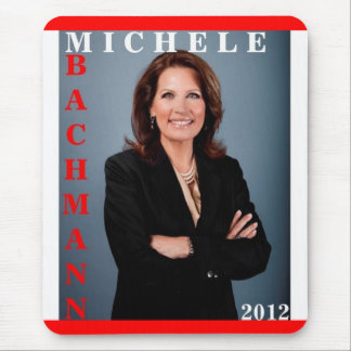 Michele Bachmann 2012 Mousepad