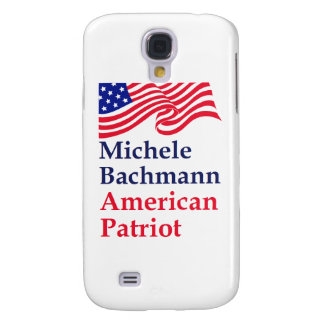 Michele Bachmann American Patriot Samsung Galaxy S4 Case