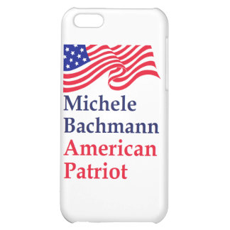 Michele Bachmann American Patriot iPhone 5C Covers