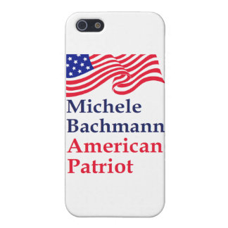 Michele Bachmann American Patriot Case For The iPhone 5