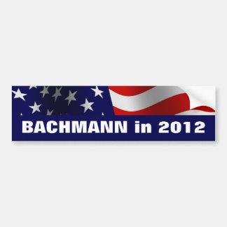 Michele Bachmann in 2012 Car Bumper Sticker