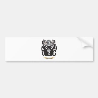 Michele Coat of Arms (Family Crest) Bumper Stickers