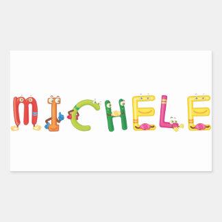 Michele Sticker