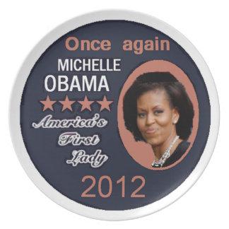 MICHELLE 2012 Plate