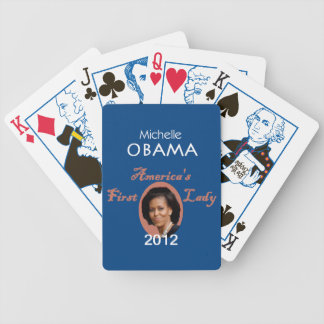 MICHELLE 2012 BICYCLE POKER DECK