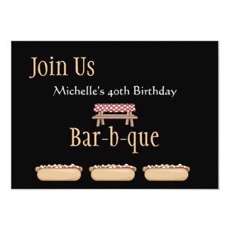 Michelle 5x7 Paper Invitation Card
