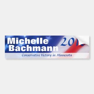 Michelle Bachmann, Conservative Woman Bumper Sticker