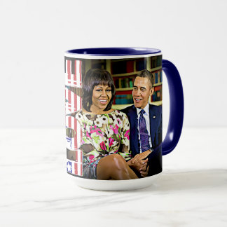 Michelle & Barack Obama Already Made America Great Mug