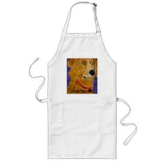 MICHELLE  Doggone Good Cook! Long Apron