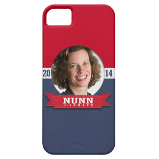MICHELLE NUNN CAMPAIGN COVER FOR iPhone 5/5S