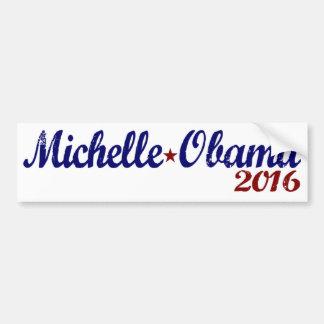 Michelle Obama 2016 Bumper Sticker