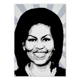 Michelle Obama 2016 Posters