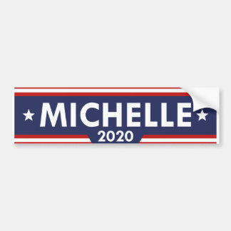 Michelle Obama 2020 Bumper Sticker