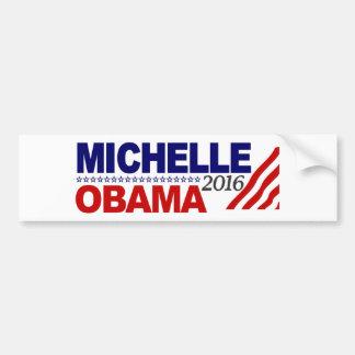 Michelle Obama For President 2016 Bumper Stickers